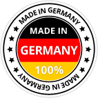 100 Prozent Made in Germany