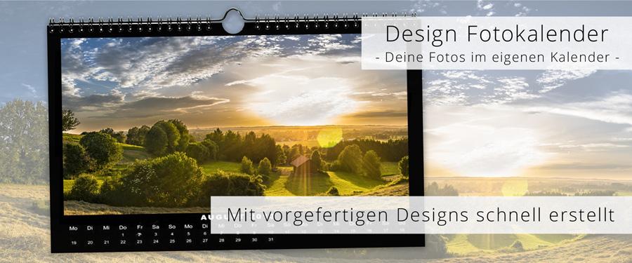 e9e1f4671eac0c Edler echt Fotokalender mit Designvorlagen - auch mit Express Lieferung