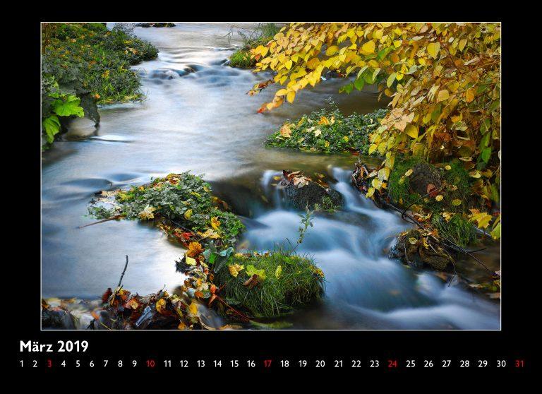 Wandkalender - Musterbild 2