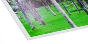 Fotopapier - seidenraster