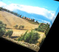Foto-auf-Leinwand-Ausschnitt
